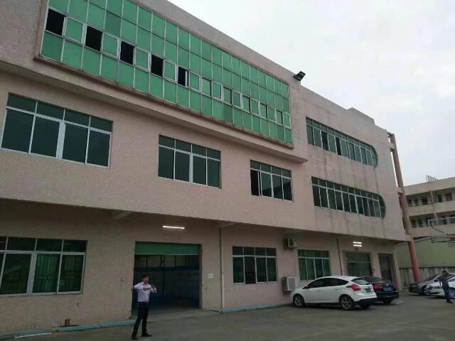 常平镇新出标准独院三层厂房7800平方