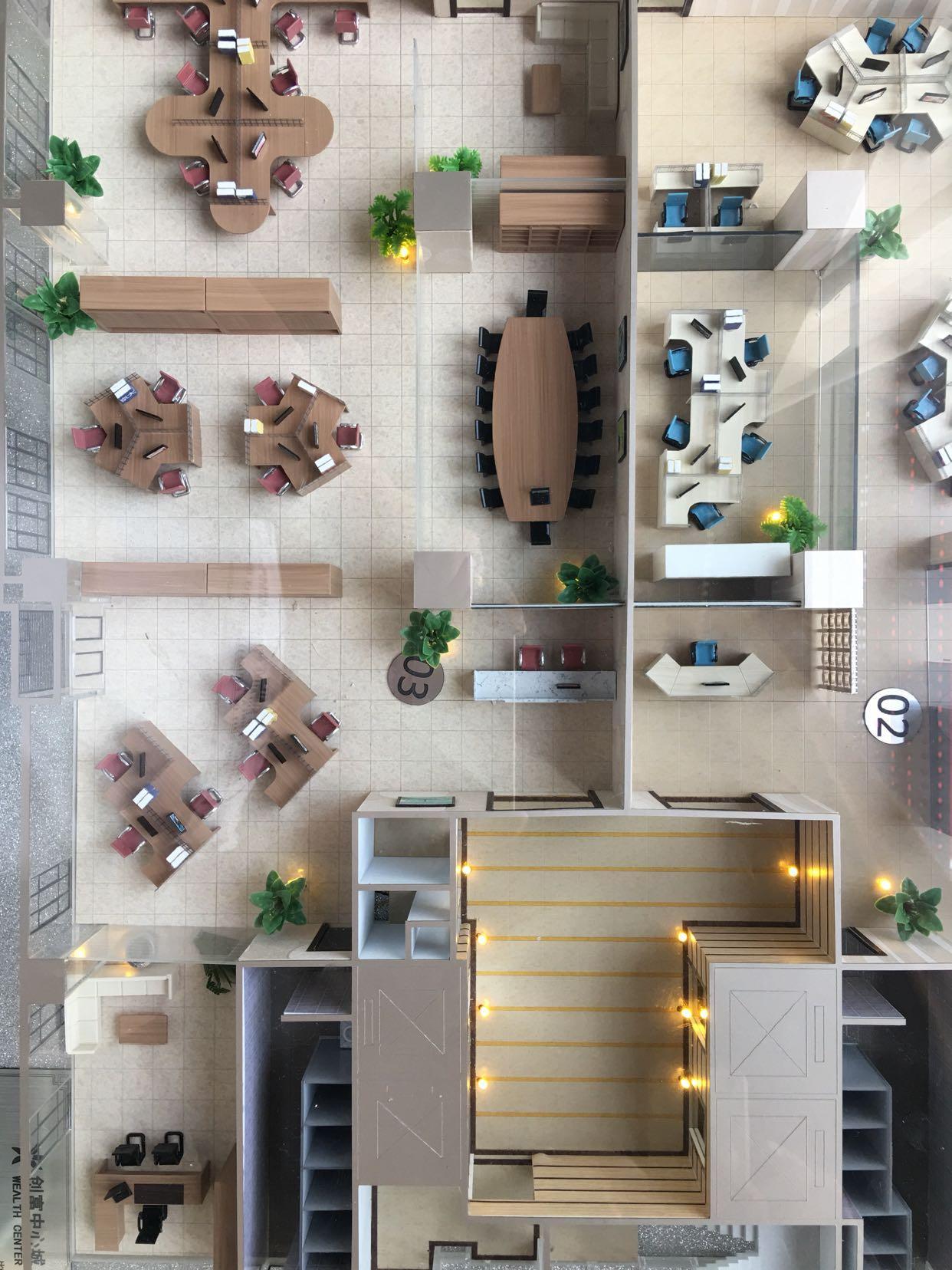 买厂房送公寓,优惠特价来袭,500平米起卖50年国有证-图4