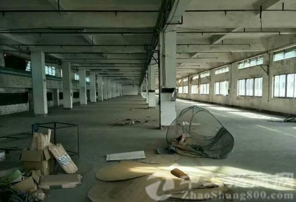 樟木头新出独门独院厂房8600平米