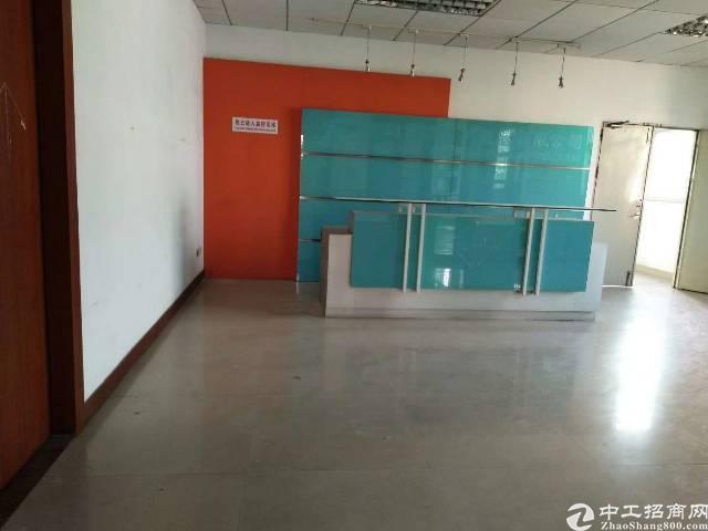 公明将石新出独院三层厂房6000平米-图2