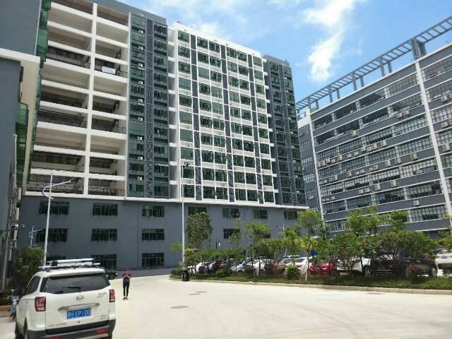 凤岗五联新出楼上3100平方厂房出租