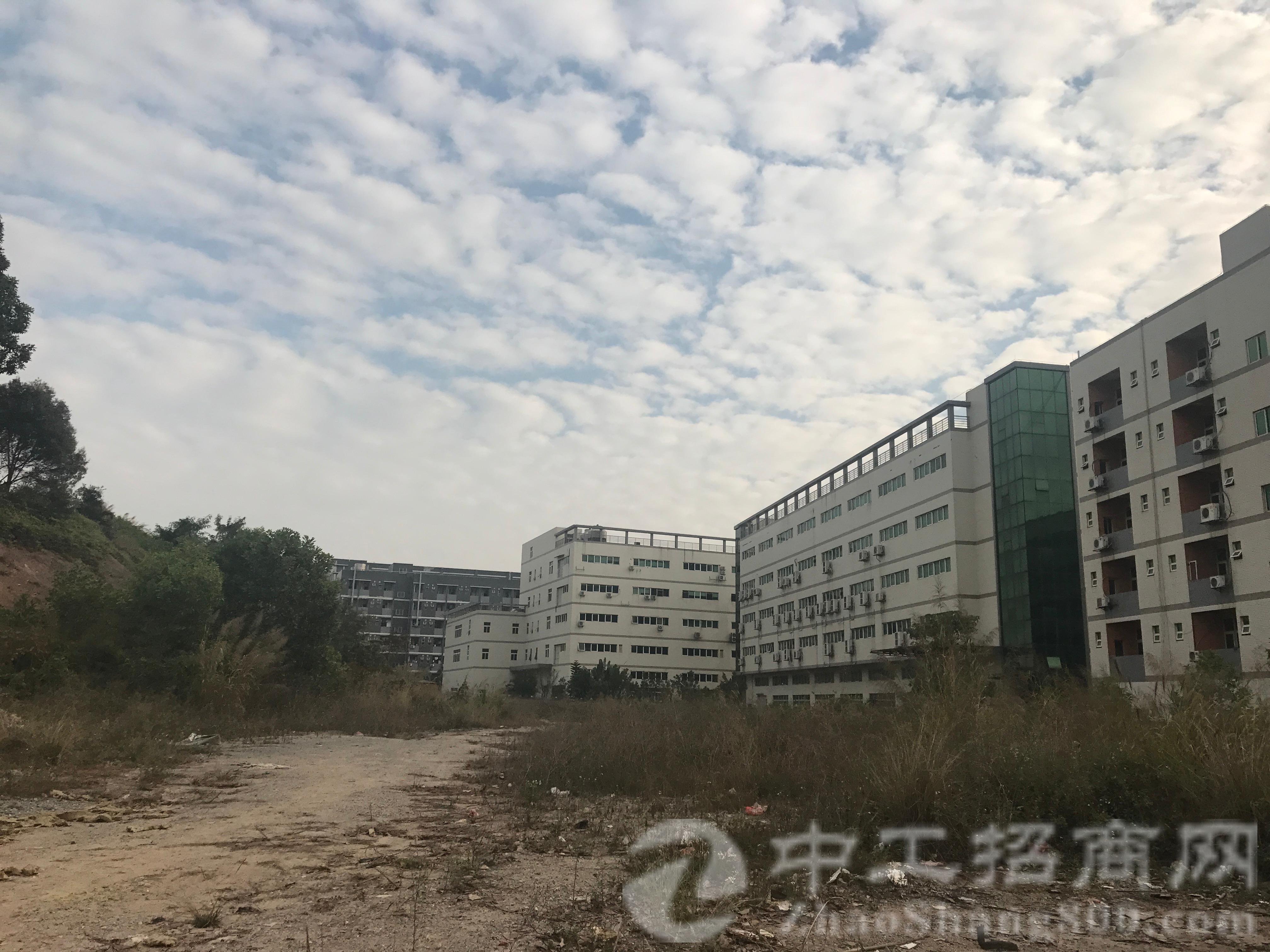 深圳观澜红本厂房出售(建筑30046.81㎡)