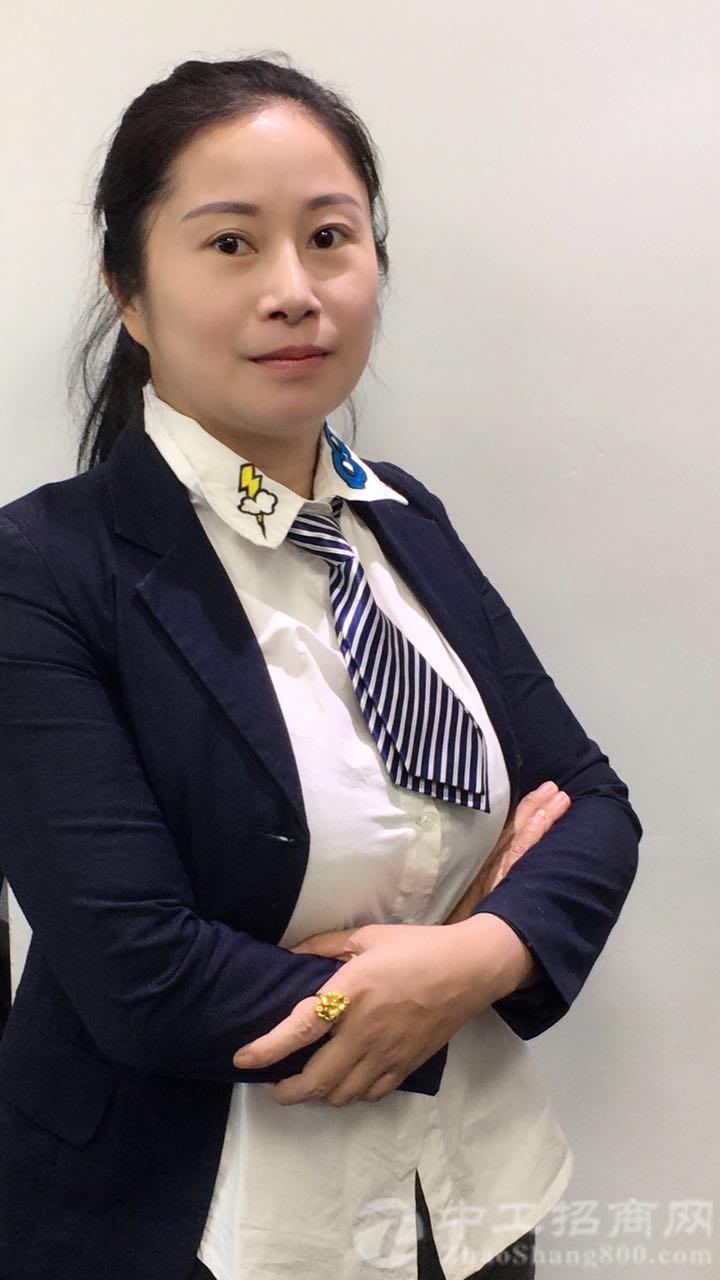 厂房经纪人李容