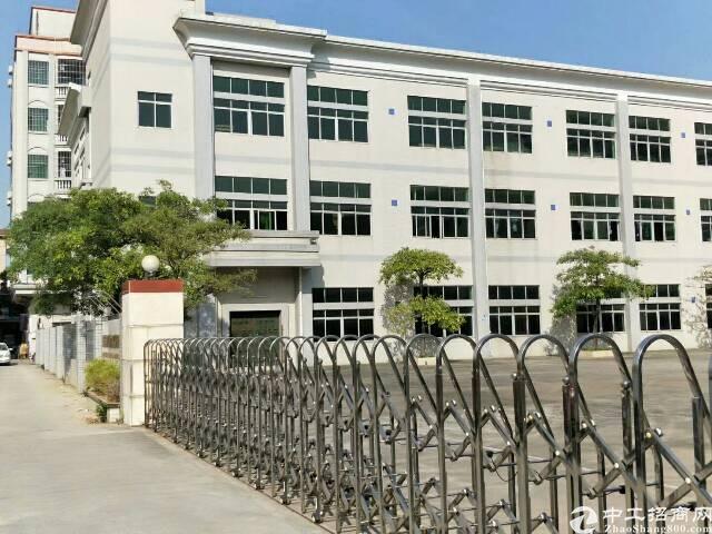 广州新塘独院厂房8500平方带装修带无尘车间