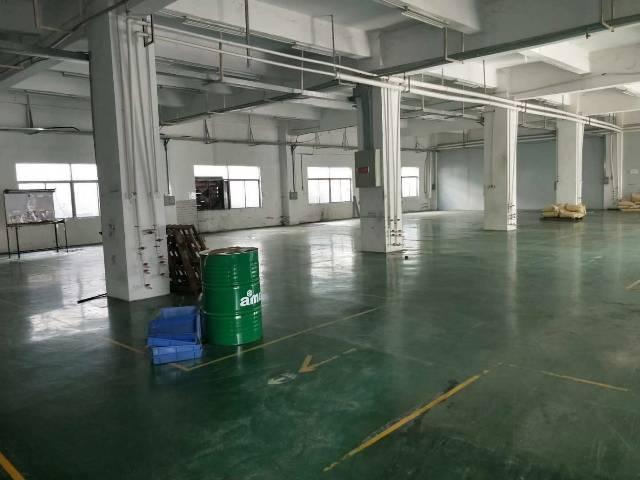 龙岗宝龙独院厂房6000平方带精装修,1楼6米高-图2