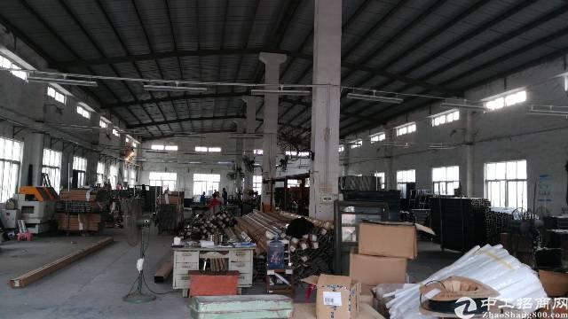 石岩塘头工业区8米钢构1200平方独栋业主出租