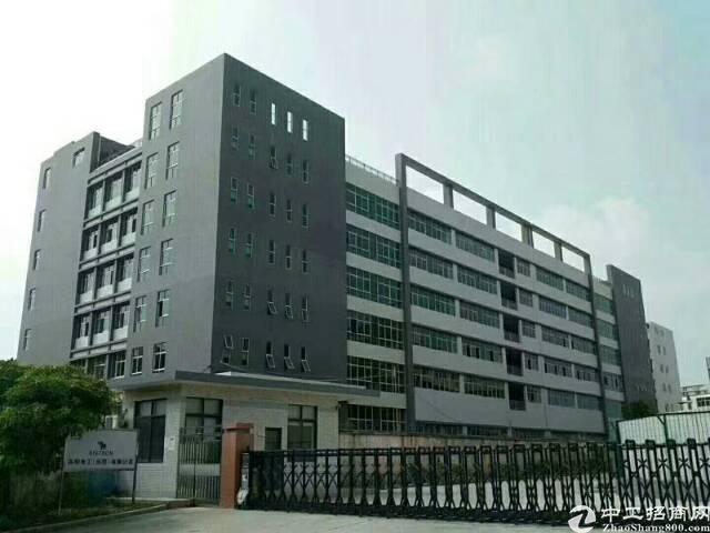 黄江镇靠公明原房东独院厂房出租