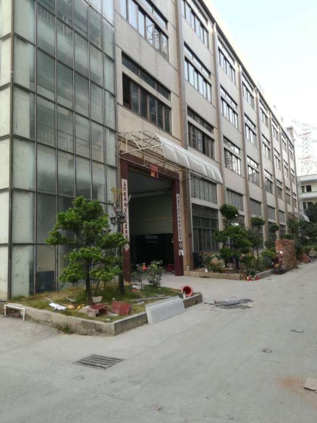 东部快速旁边四层厂房7600平方有豪华办公楼