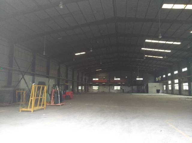 坂田杨美地铁站附近新出独门独院10000平米钢构厂房-图5