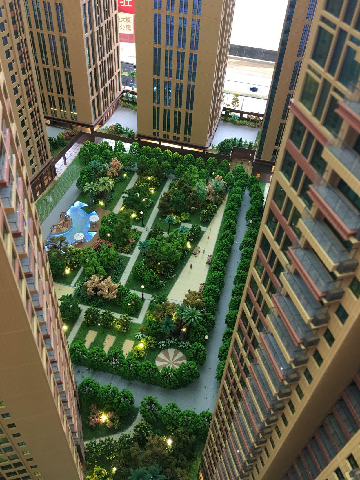 买厂房送公寓,优惠特价来袭,500平米起卖50年国有证