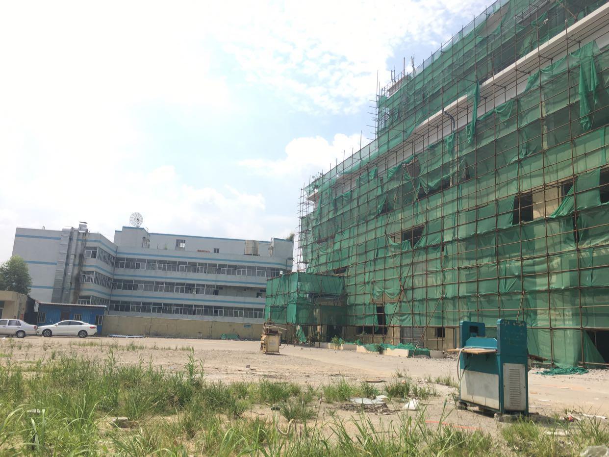 坂田杨美地铁站附近红本独门独院厂房15000平方面积实量-图4
