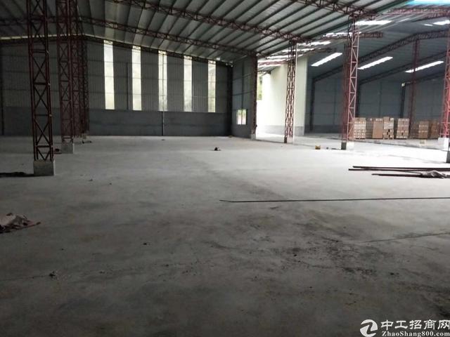 东莞塘厦新出2楼4300平方电池仓库租10元
