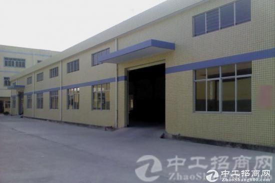 寮步镇独院单一层标准厂房3800平方低价招租