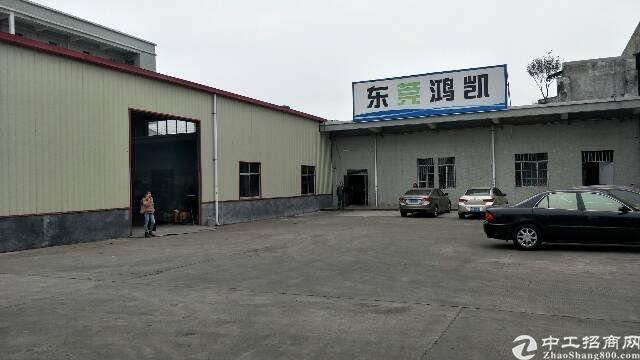 万江新出单一层厂房1200平方有带办公室