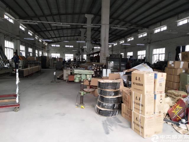 8米高钢构厂房1200平方出租-图3