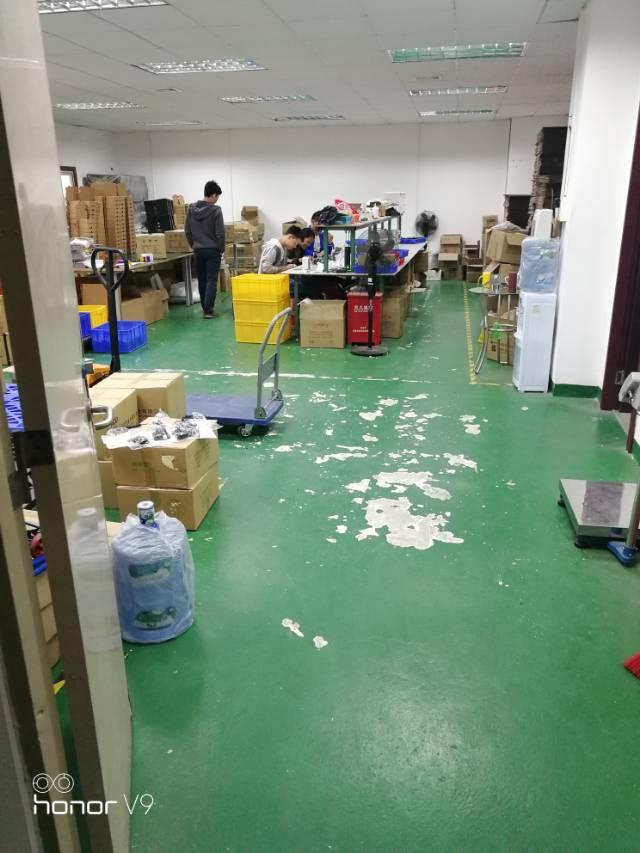 福永和平重庆路边500平米精装修厂房出租