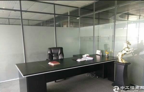 平湖华南城旁边206平米写字楼转让出租