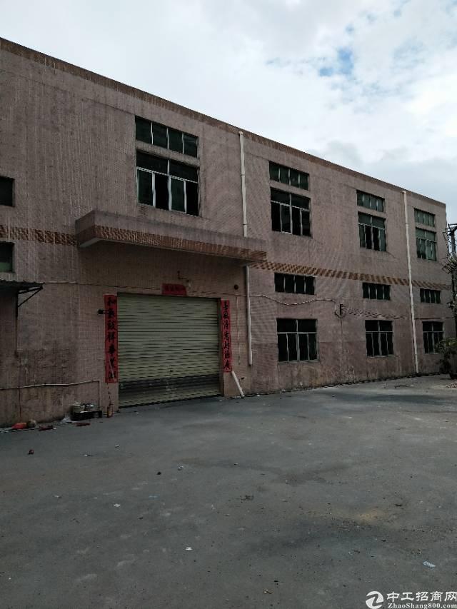 惠阳新圩2000平方独门独院厂房出租
