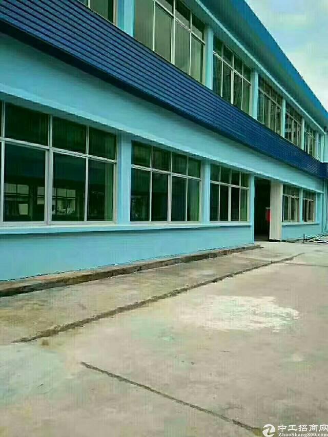 新田新出两层独门独院2200平方标准厂房