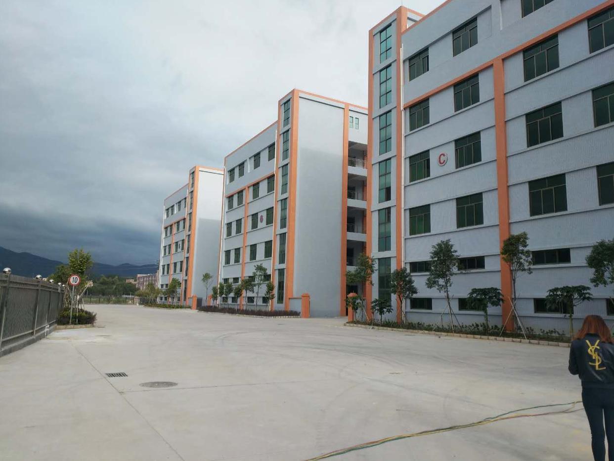 惠阳新圩高速出口原房东独院厂房25000平方