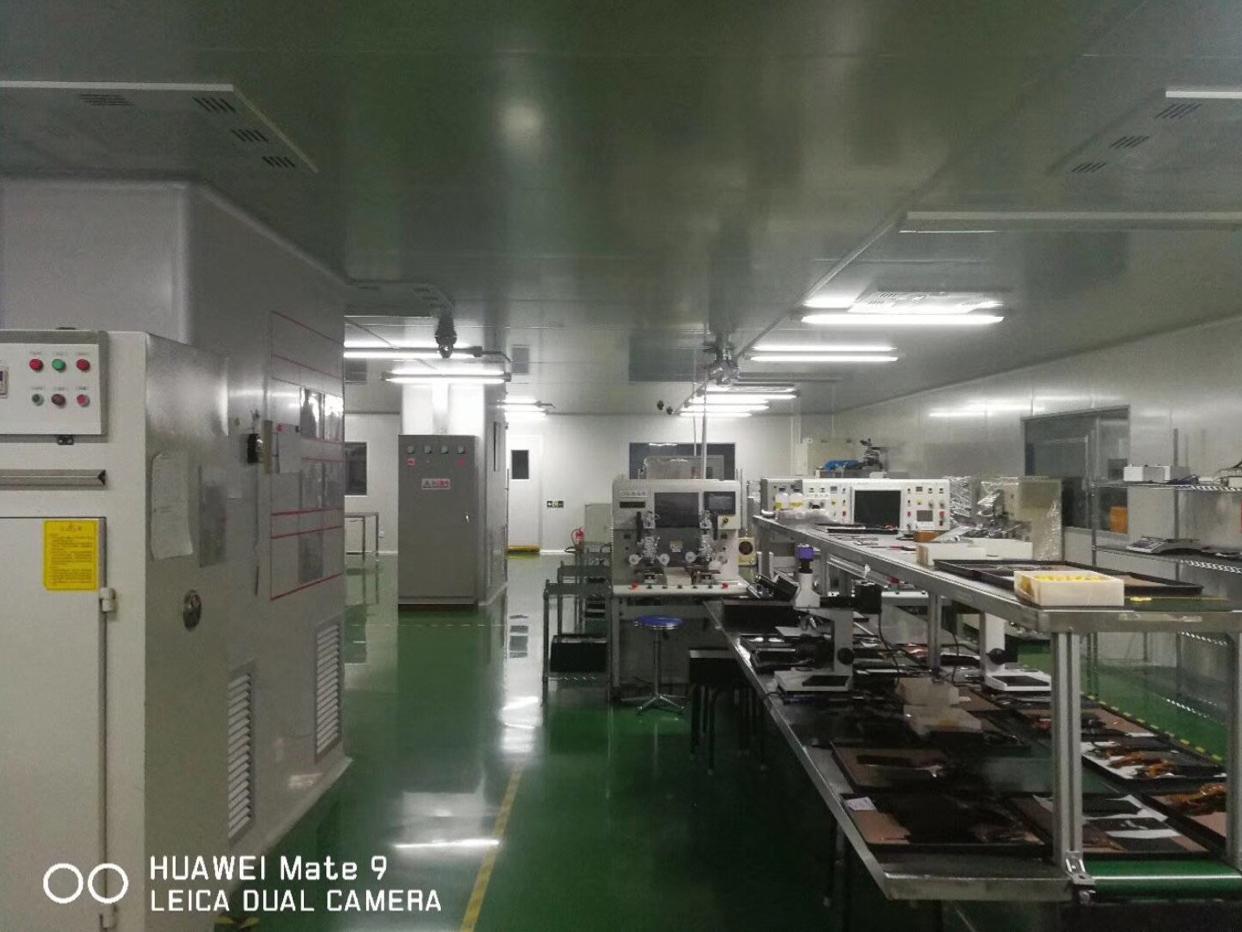龙华新区1000平无尘车间出租,带精装修,面积实在-图5