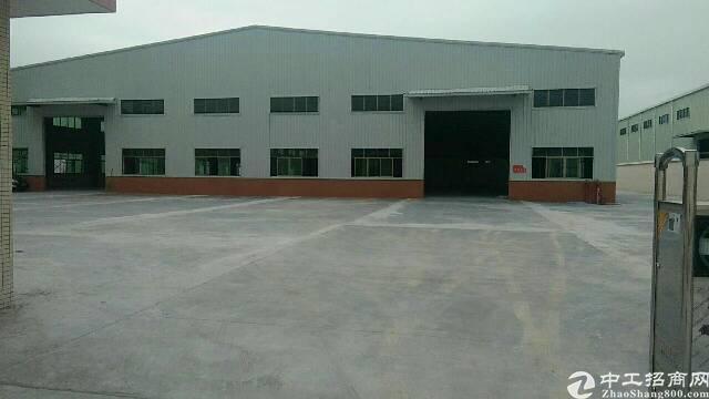 园洲独院单一层厂房6800平米