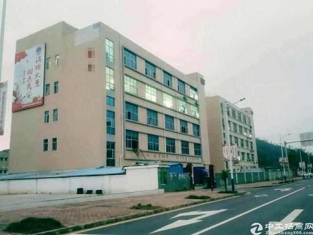 证件齐全。惠州新圩独院氧化牌照厂房16000平55元租