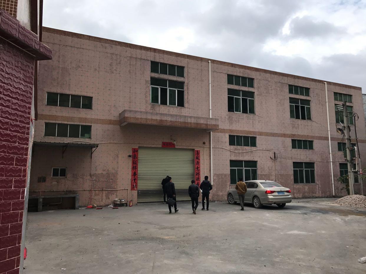 独门独院标准厂房2000平方米出租