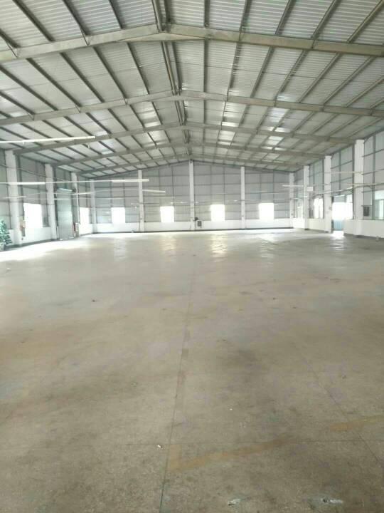 惠州惠阳区博深高速附近新出独院钢构4600平方招租