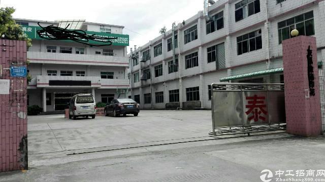 厚街三屯工业区1200方一楼厂房出租带装修