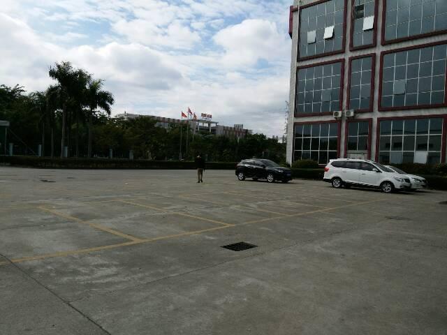 塘厦近深圳高速路口花园式厂房招租形象非常漂亮13500平方米
