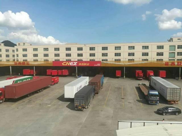 松岗燕川新物流园厂房50000平方米带卸货平台有红本低价出租