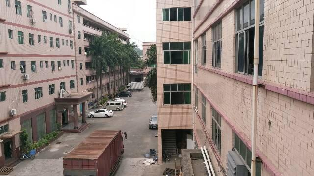 平湖山厦大望工业区带装修办公室二楼1500平方米出租