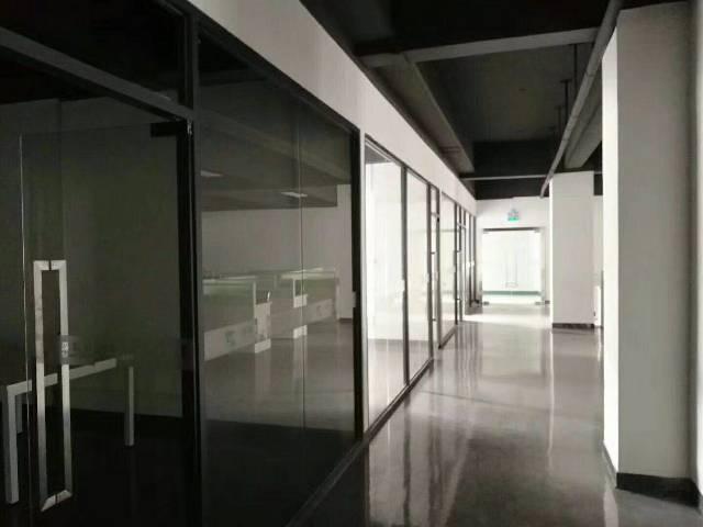 石岩新出北环路三楼整层1800平方豪华装修厂房出租-图2
