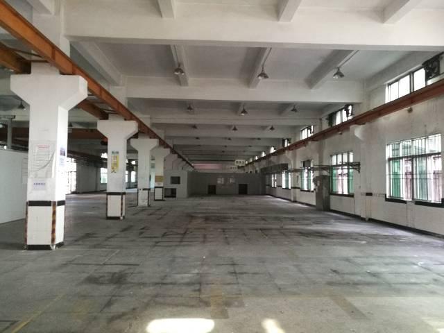 3000平米标准6米高一楼厂房招租