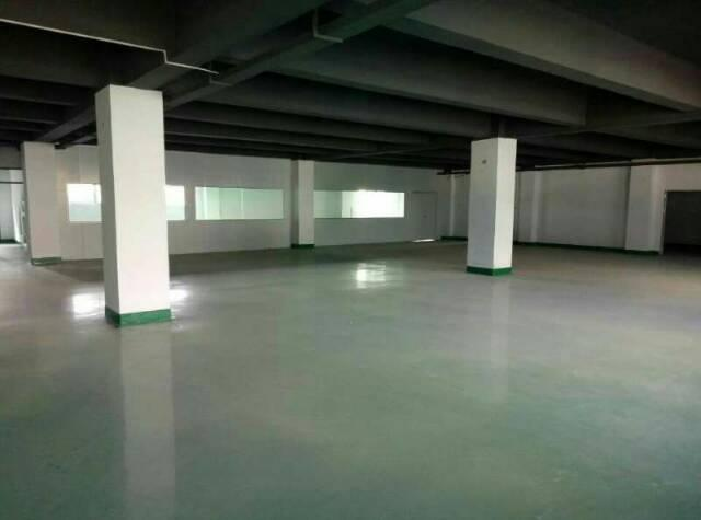 龙华大浪全新豪华装修厂房1800平转租-图3