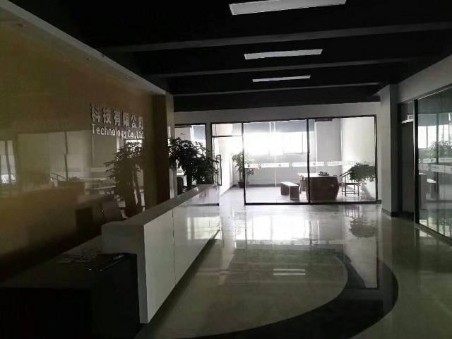 石岩新出北环路三楼整层1800平方豪华装修厂房出租-图3