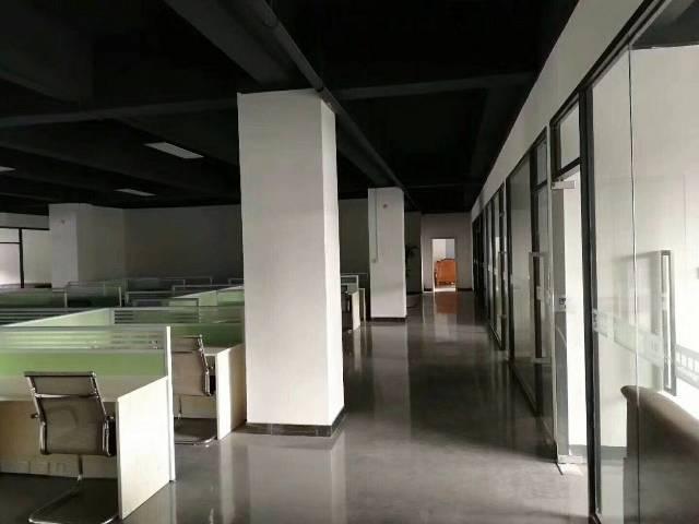 石岩新出北环路三楼整层1800平方豪华装修厂房出租-图4