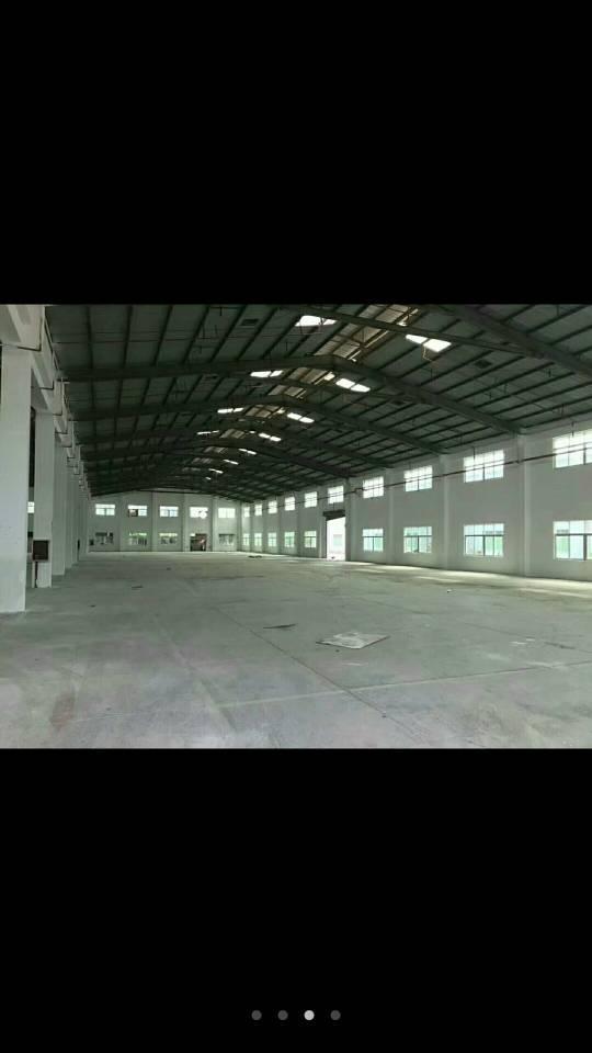 公明马山头钢构可放临时仓库8000平方大小可分租