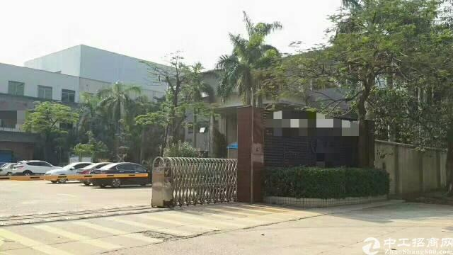 松岗新出花园式工业园单一层八米高2700,独立办公