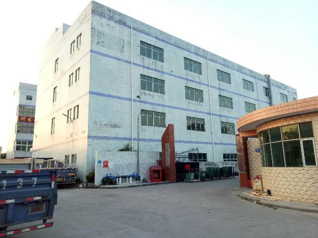 坑梓金沙社区独院厂房带现成装修5800平米