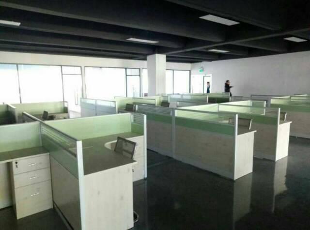 龙华大浪全新豪华装修厂房1800平转租-图5
