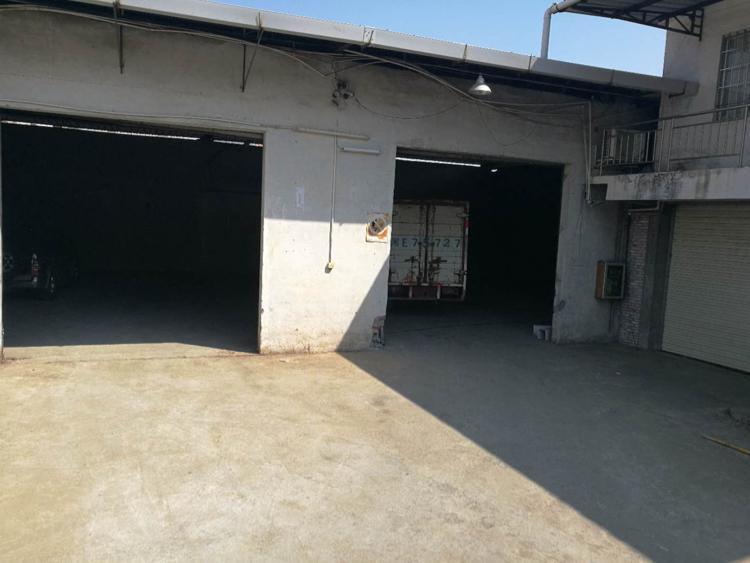 石碣经典小独院单一层厂房1300平米