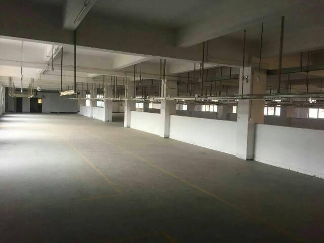 一楼带行车标准厂房出租-图4