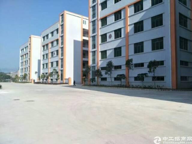 惠州新出高速出口22500m²厂房,原房东