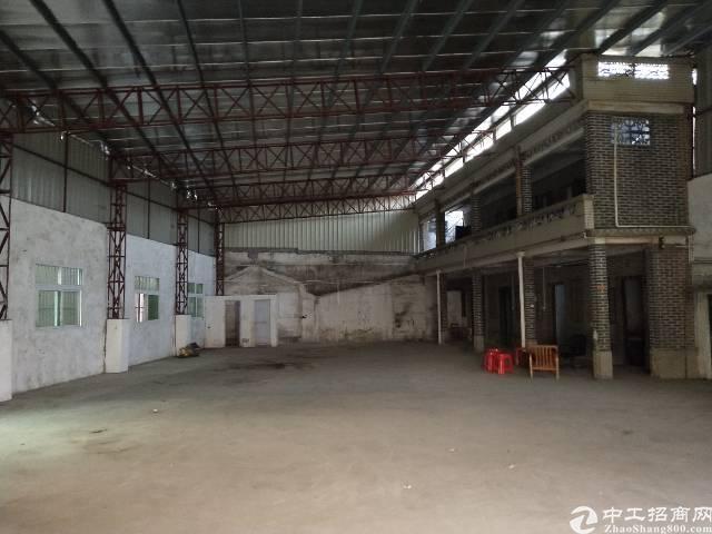 独门独院钢构厂房680平