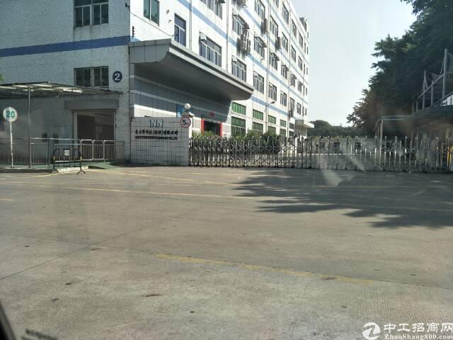 沙井东环路黄埔社区厂房二楼整层2500平米,带装修-图4