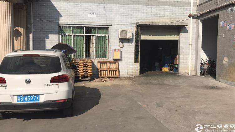 清溪一楼带装修厂房780平米带行车出租