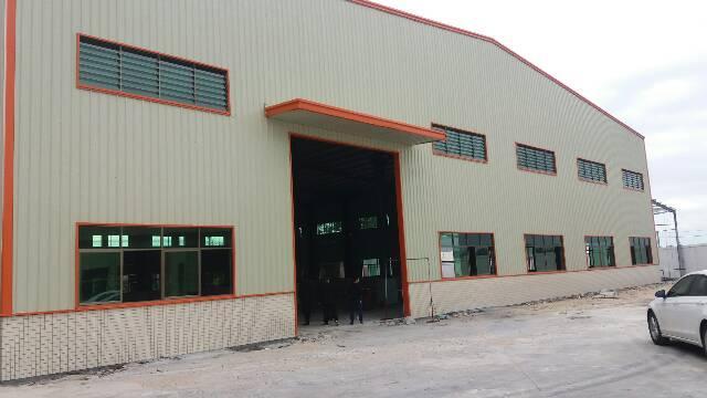独院8米高钢厂房2000平方米出租-图3