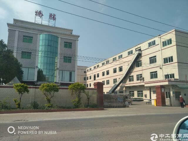 怀德电子厂独院一楼分租2200平一楼高6米近环莞快速